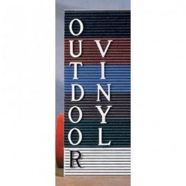 Vinyl Letterboard- Specify Color