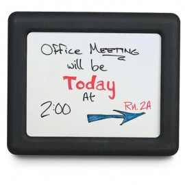 "14 x 11"" White Dry-Erase Insert Surface"